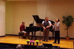 Flute Day 2014: Master Class with Dr. Buck