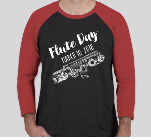St louis flute day 2017 for Juilliard college t shirts